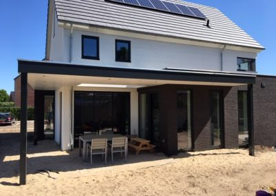 Veranda modern 15 Milsbeek