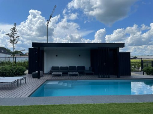 Overkapping / Poolhouse 25 Lieshout